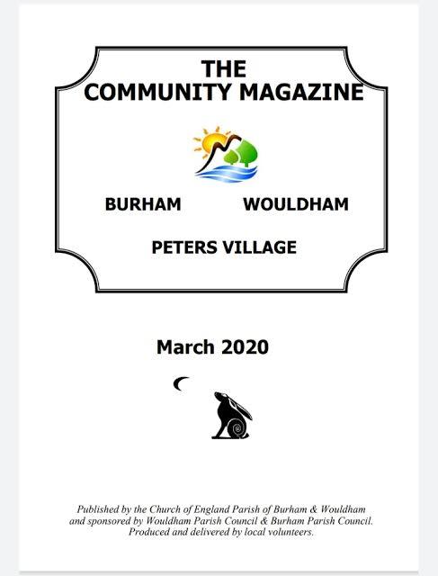 Community Magazine march